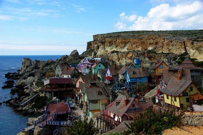 Malta: Popeye's Village