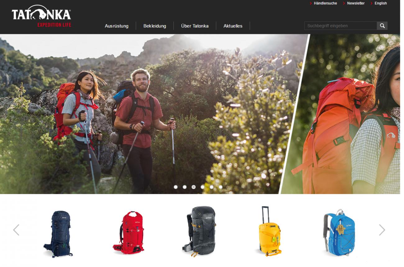 Das ideale Rüstzeug für den Campingtrip - Campingausrüstung von Tatonka