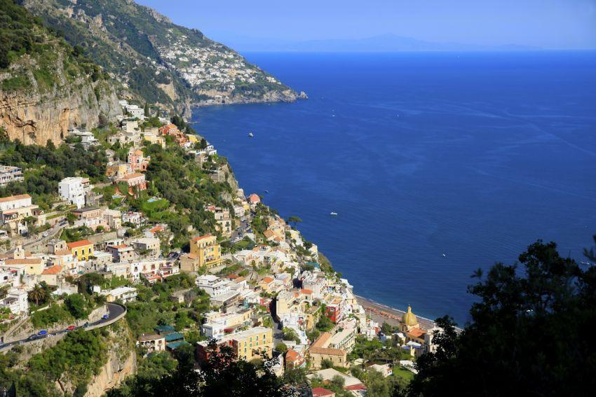 Die Amalfiküste