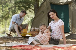 Inhalt des Artikels ist ein besonderer Campingplaz in Cornwall.