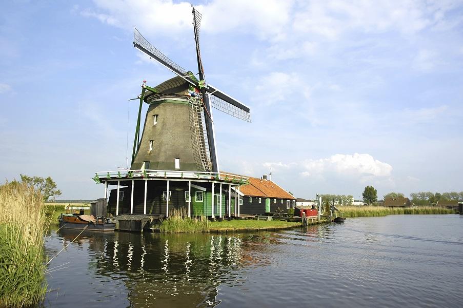 Campingurlaub in den Niederlanden