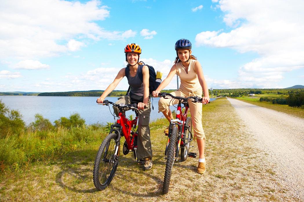 Campingurlaub mit dem Fahrrad - das muss ins Gepäck