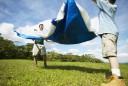 Kaufberatung Zelt: Auf den Stoff kommt es an