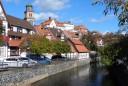 Auch die Fachwerkstadt Lauterbach lädt zu einer Besichtigung ein. Foto: djd/Deutsche Fachwerkstraße/Stadt Lauterbach