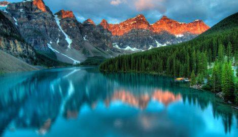 Wild und schön: Alberta – der Westen Kanadas